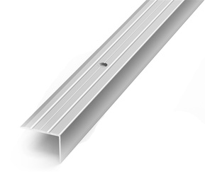 Grace Stair Nosing D3 0.9m Silver