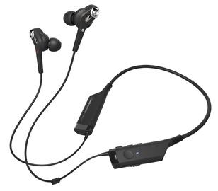 Austiņas Audio-Technica ATH-ANC40BT Black