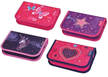 Herlitz Pencil Case 19Pcs Girls Mix 1