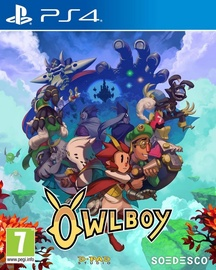 PlayStation 4 (PS4) spēle Owlboy PS4