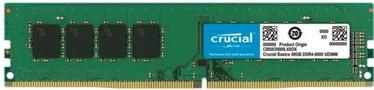 Operatīvā atmiņa (RAM) Crucial CB8GU2666 DDR4 8 GB CL19 2666 MHz