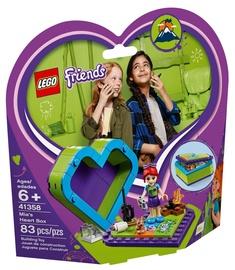 Konstruktors LEGO Friends Mia's Heart Box 41358 41358, 83 gab.