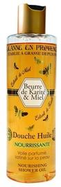Dušas eļļa Jeanne en Provence Shea Butter & Honey, 250 ml