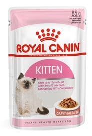 Royal Canin FHN Kitten Instinctive Wet 85g 12pcs