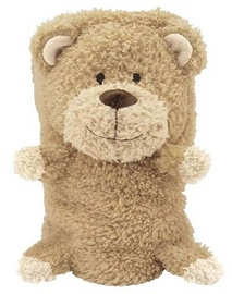 Hunter Puppy Madison Carpet Teddy 100x65cm Brown