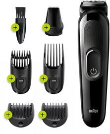 Braun Multi Grooming Kit Trimmer MGK3225 Black