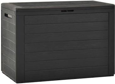 Dārza kaste VLX Garden Storage Box 49444, 190 l, 440 mm x 780 mm x 550 mm