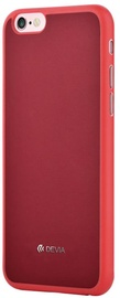 Devia Jelly Back Case For Apple iPhone 7 Plus/8 Plus Rose Red