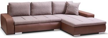 Stūra dīvāns Platan Solano 04 Sand, 272 x 183 x 82 cm