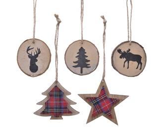 Ziemassvētku eglītes rotaļlieta Kaemingk 551519, 1 gab.