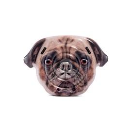 Plosts Pug Face, 173 x 130 cm