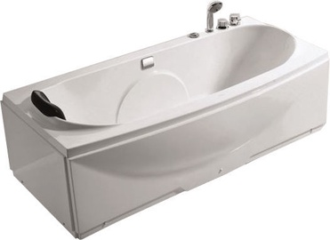 Vento FC-315A.R Acrylic Bath With Mixer 1600x765x580 Right