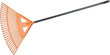 OEM HF-067S Leaf Rake with Metallic Handle 590mm