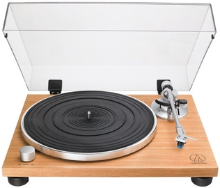 Audio-Technica AT-LPW30TK Fully Manual Belt-Drive Turntable