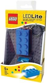 Lego 2x4 Brick Key Light Blue