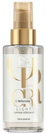 Масло для волос Wella Oil Reflections Light Luminous Reflective Oil, 100 мл