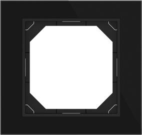Рамка Vilma R01 1V, черный