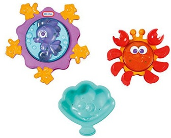 Игрушка для ванны Little Tikes Sparkle Bay Water Spinners 638022