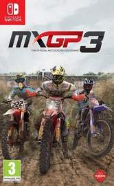 MXGP 3: The Official Motocross Videogame SWITCH