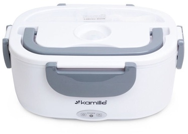 Kamille Electric Lunch Box 1L Gray KM2130