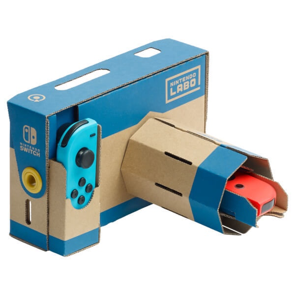 Nintendo Labo Toy-Con 04 - VR Kit Expansion Set 1 incl. Camera + Elephant
