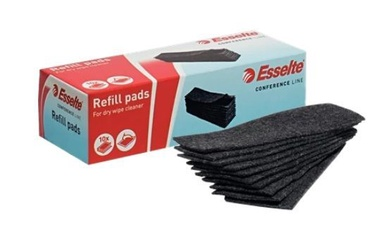 Esselte Refill Pads For Board Eraser 10pcs