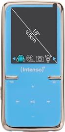 Музыкальный проигрыватель Intenso Video Scooter Blue, 8 ГБ