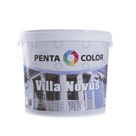 Krāsa fasādēm Pentacolor Villa Novus, 5 l, šokolādes krāsā