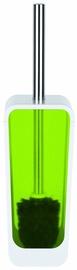 Щетка для унитаза Spirella Vision Toilet Brush White/Green
