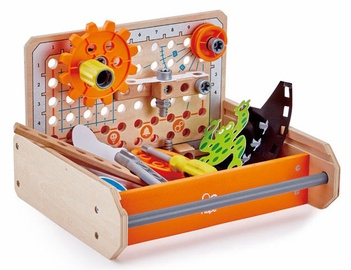 Interaktīva rotaļlieta Hape Science Experiment Toolbox E3029, DE