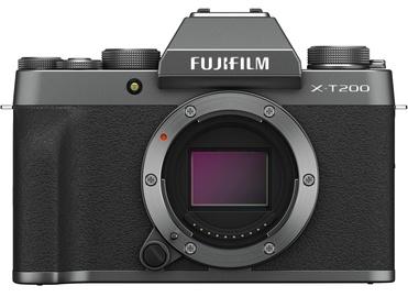 Sistēmas fotoaparāts Fujifilm X-T200 Body Dark Silver