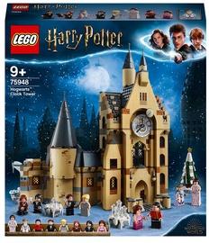 Konstruktors LEGO Harry Potter Cūkkārpas pulksteņa tornis 75948, 922 gab.
