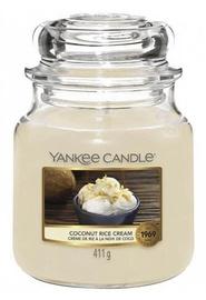 Yankee Candle Classic Medium Jar Coconut Rice Cream 411g