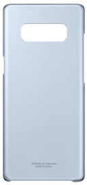 Samsung Clear Back Case For Samsung Galaxy Note 8 Blue