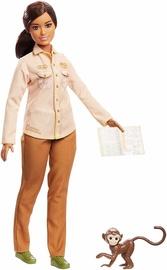 Lelle Mattel Barbie Wildlife Conservationist GDM48