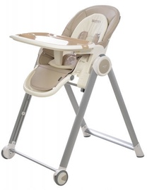 Britton Hygge Highchair Brown
