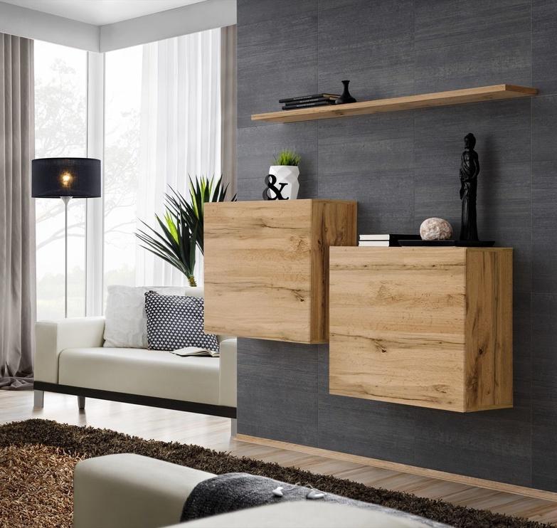 ASM Switch SB I Hanging Cabinet/Shelf Set Wotan