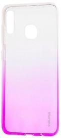 Evelatus Gradient Back Case For Samsung Galaxy A20e Rose