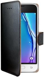 Celly Wally Case For Samsung Galaxy J1 Mini Black