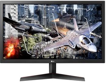 """Monitors LG 24GL600F-B, 23.6"""", 1 ms"""