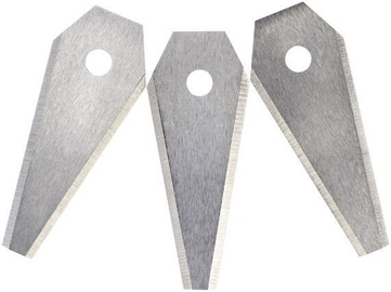 Bosch Indego F016800321 Spare Blade Set 3pcs