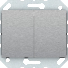 Slēdzis 2 taust. steel P510-020-02 XP500
