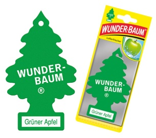 Wunder-Baum Trees Air Freshener Green Apple