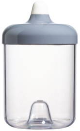 ViceVersa Round Canister 1L Grey