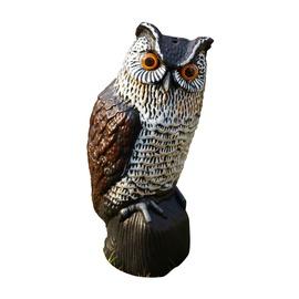 Dekorēšanas rīks Owl Solar R025 Decoration 20x18x43cm