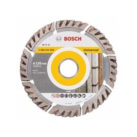 Griešanas asmens Bosch Diamond D125, 125 mm x 22.23 mm x 2.3 mm