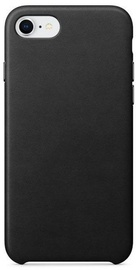 Hurtel Eco Leather Back Case For Apple iPhone 7/8/SE 2020 Black