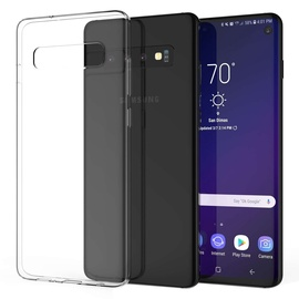 Mocco Ultra Back Case For Samsung Galaxy S10 Transparent