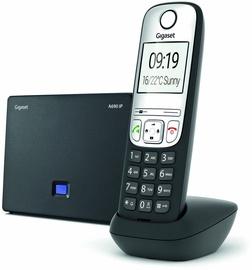 VoIP ierīces Gigaset A690 IP, melna