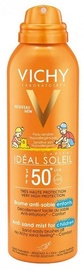 Sprejs saules aizsardzībai Vichy Ideal Soleil Anti Sand Child SPF50, 200 ml
